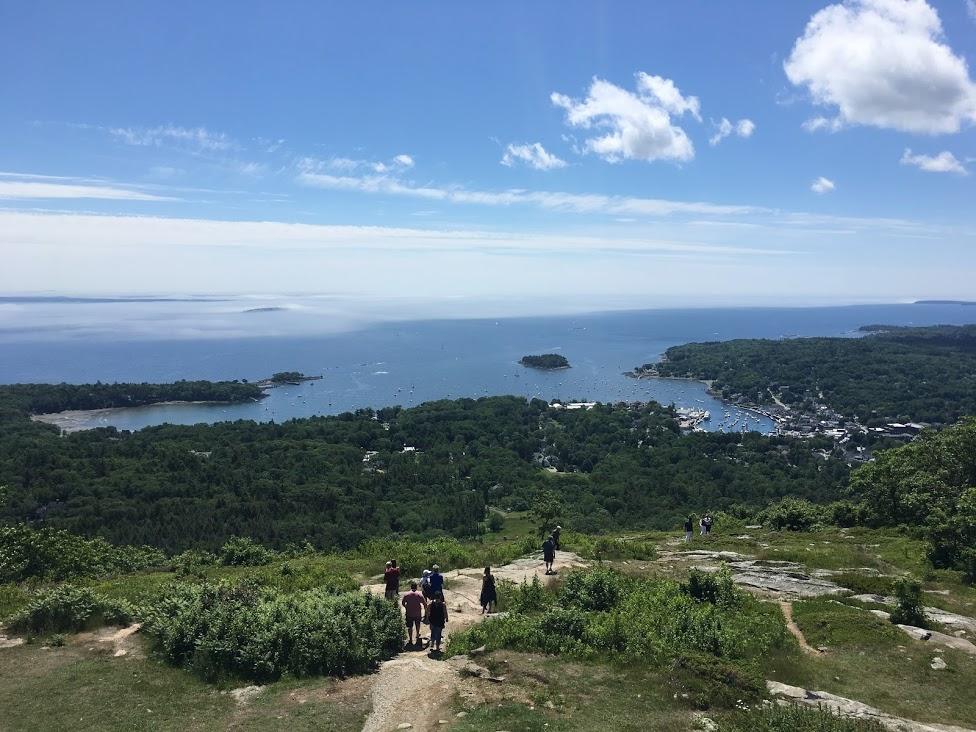 Mount Battie Camden Maine